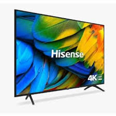 Hisense TV 50 Inch smart 4K UHD Andorid TV image 1