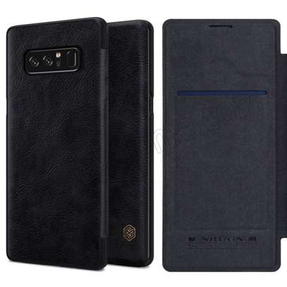 Nillkin Qin Series Leather Luxury Wallet Pouch For Samsung Note 8 image 2