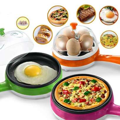 Multifunction Steaming Device Frying Boiling Roasting image 1