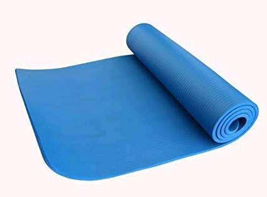Yoga exercise mats image 3