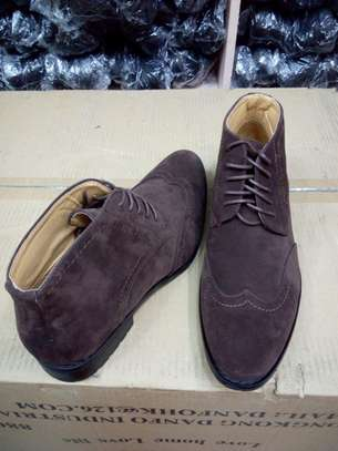 Suede Boots image 6