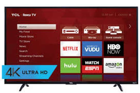 TCL 50'' P8M 4K ULTRA HD ANDROID TV