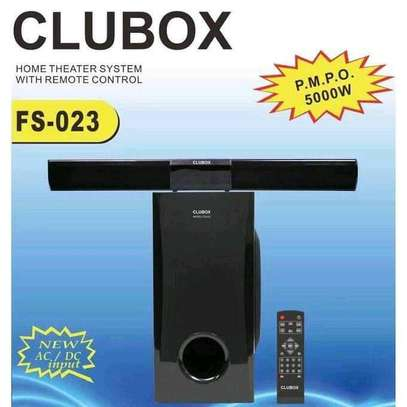 3.1 clubox woofer image 1