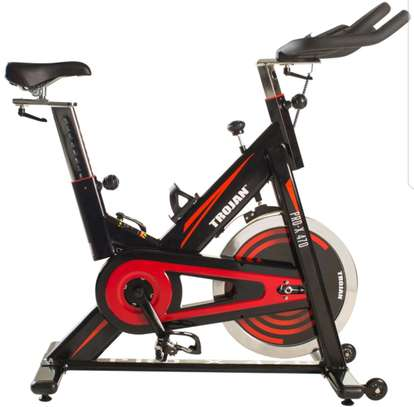 Trojan commercial spinning bike image 1
