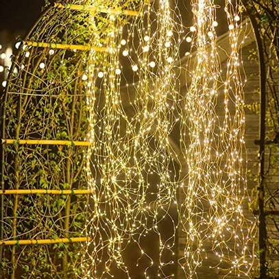anywhere indoor or outdoor usage of lighting decorations. image 1