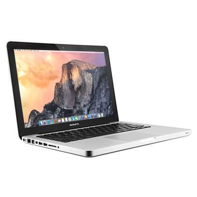 "Macbook  pro 2012 ci5 4gb 500 GB HDD 14"" image 1"