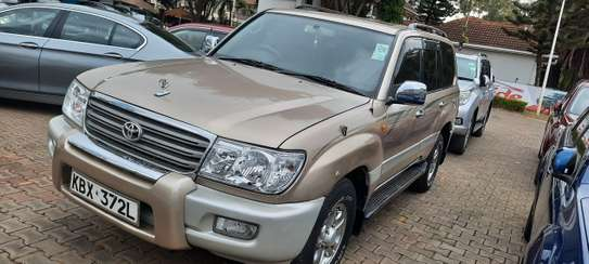 Toyota Land Cruiser 100 VX 4.2 DT Automatic
