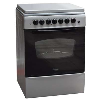 Ramtons 3G+1E 60X60 SILVER COOKER- RF/406 image 4