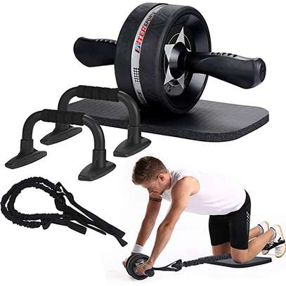 Ab Rollers That Seriously Work Your Core image 1