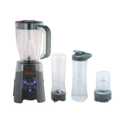 Signature Affordable 4 in 1 Tabletop Blender 1.25L - GREY