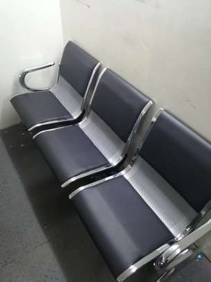 3 seater Guest waiting seats image 1