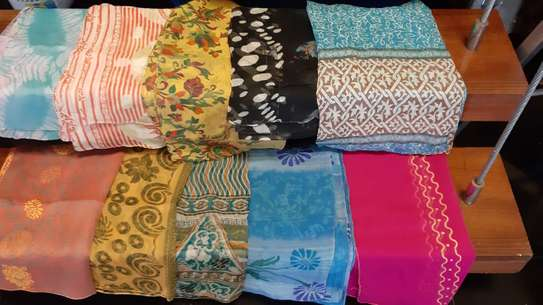 Chiffon scarf- for Bulk and retail sale image 3