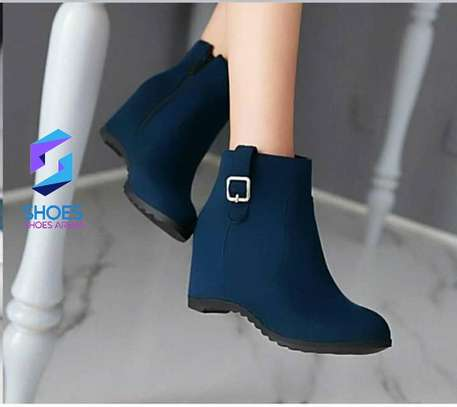 Pure Suede Ankle boots image 5