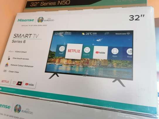 Hisense 32 inch smart led TV