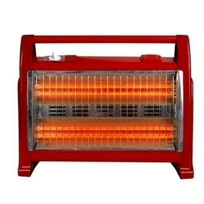 Premier Halogen Room Quartz Heater With Two Heat Settings 800Watts/1600Watts