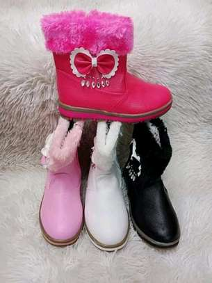 Wedges/boots/flats shoes kids image 4