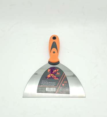 6 Inch Polished Steel Putty Knife image 4