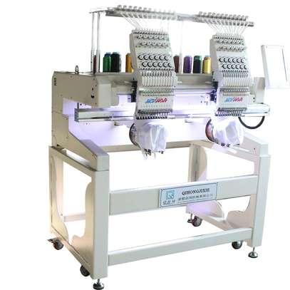 9 needle embroidery machines in Kenya. image 1