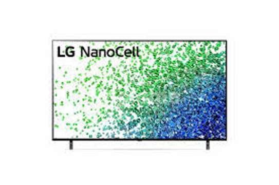 LG 55 inches Nanocell 55NANO80 Smart UHD-4K Tvs image 1