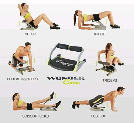 Wonder core care/six pack care image 1