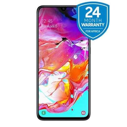 Samsung Galaxy A70, 6.7-Inch, 128GB + 6GB RAM (Dual SIM), 4500mAh image 2
