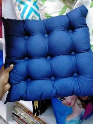 Chair comforter pillow image 1