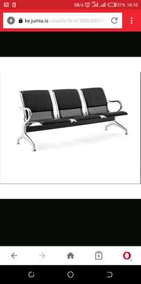 Relaxing chair for waiting lounge image 1