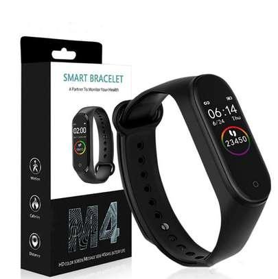 M4 Smart Fitness Watch image 1
