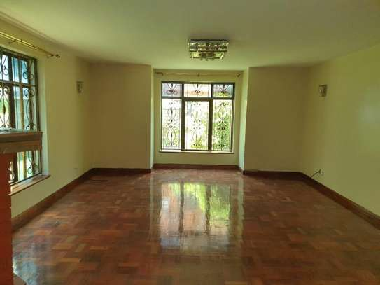 5 bedroom townhouse for rent in Kileleshwa image 10