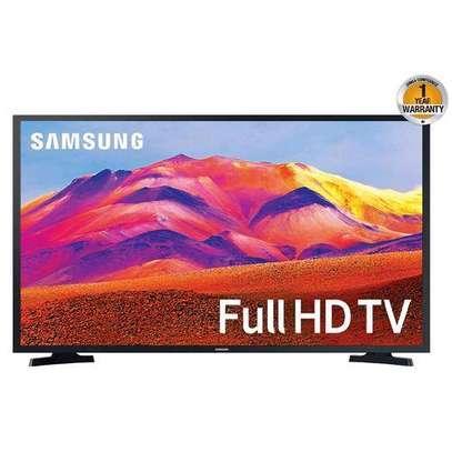 Samsung 43 43T5300 Smart Full HD HDR TV Series 5 2020 - Black image 1
