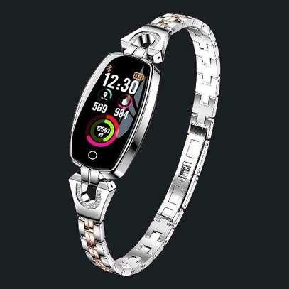 H8 Intelligent Waterproof Women Digital Smartwatch image 2