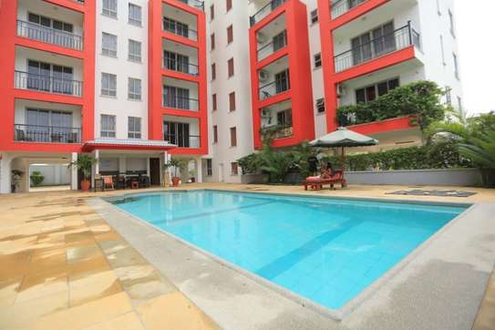 1br FURNISHED apartment for rent at Shanzu Beach Homes ID2269 image 2