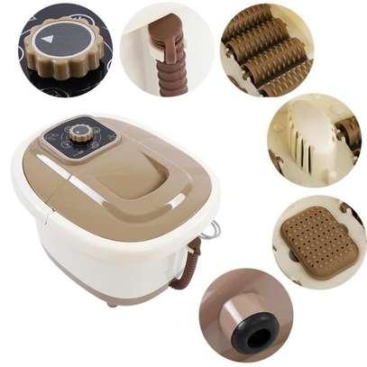 Fashionable Foot bath Massager (Knob Type) image 1