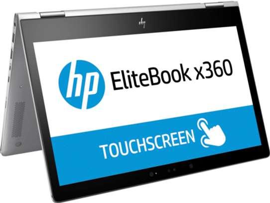 HP EliteBook x360 1030 G2 Laptop (Z2W61EA) - Intel Corei5-7200U image 2