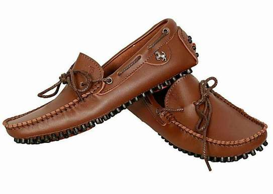 Leather Loafers image 8