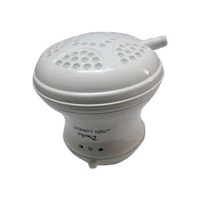 Linier Instant Heater - Hot Shower White image 1