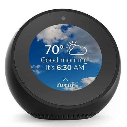 Amazon Echo Spot, Smart Alarm Clock with Alexa image 1