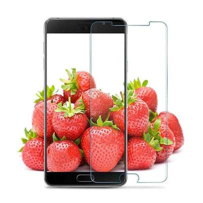 Samsung A7 2017  Premium Tempered Glass  Screen Protector