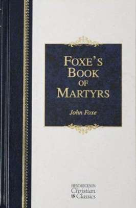 Foxe s Book of Martyrs - eBook image 1