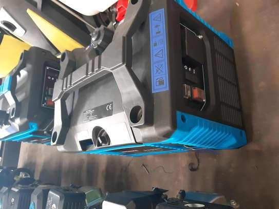 Hisaki 1kva silent  power generators image 2