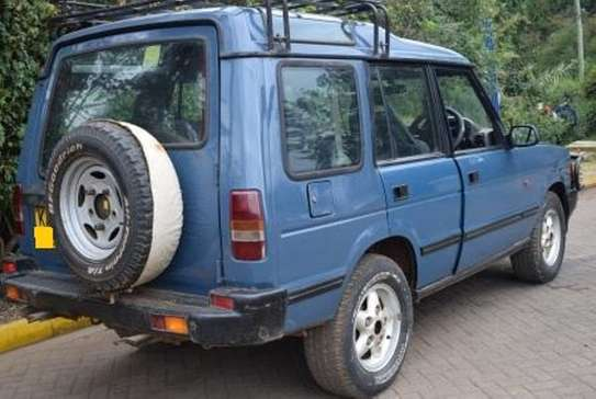 Land Rover Discovery I image 2