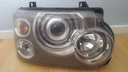 Head lights for Range Rover Vogue 2008