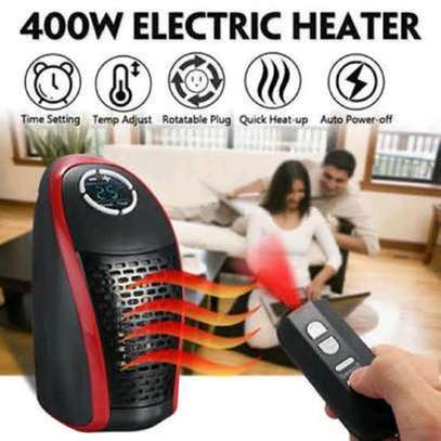 Wonder Warm Heaters With Remote Control For Office And Home image 1