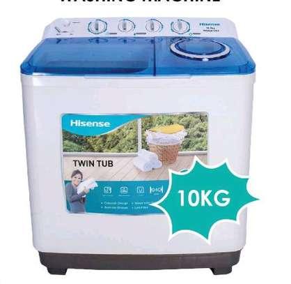 Hisense 10KG Washing Machine image 1