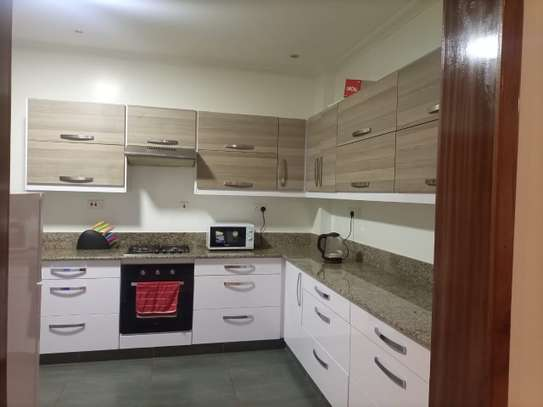 Furnished 2 bedroom apartment for rent in Rhapta Road image 16