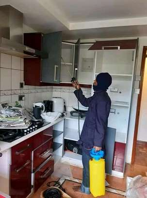 Pest control and fumigation image 1