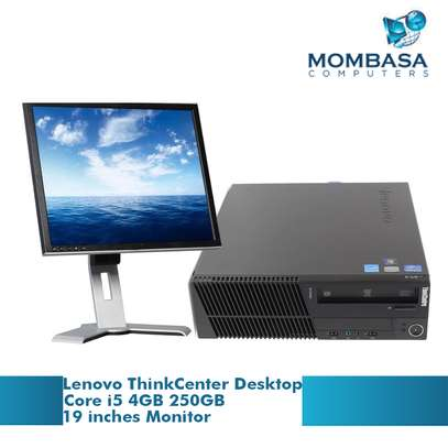 Lenovo Think Center Desktop Core i5 4GB 250GB