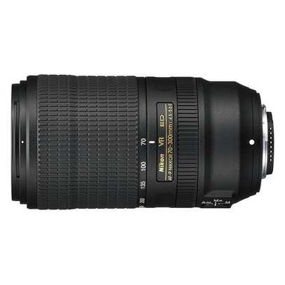 Nikon AF-P NIKKOR 70-300mm f/4.5-5.6E ED VR Lens FX image 2