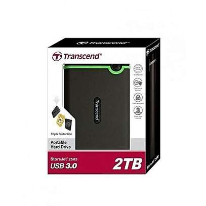 Transcend   portable  Hard Drive