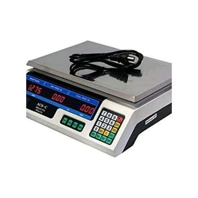 Fashion 30kg Digital Kitchen Scale Weight Scale image 1